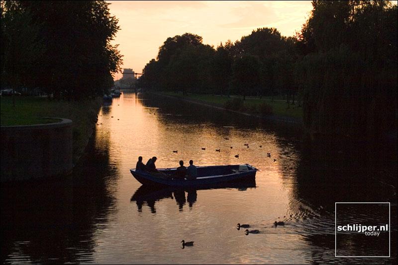 Nederland, Amsterdam, 23 augustus 2004