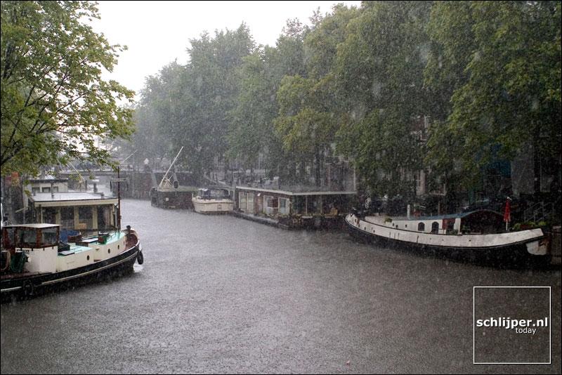 Nederland, Amsterdam, 25 augustus 2004