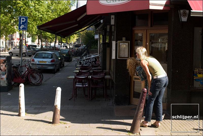 Nederland, Amsterdam, 10 september 2004