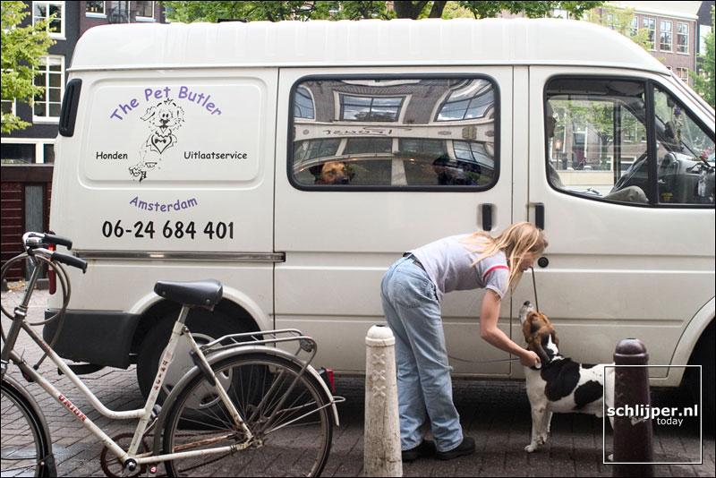 Nederland, Amsterdam, 16 september 2004