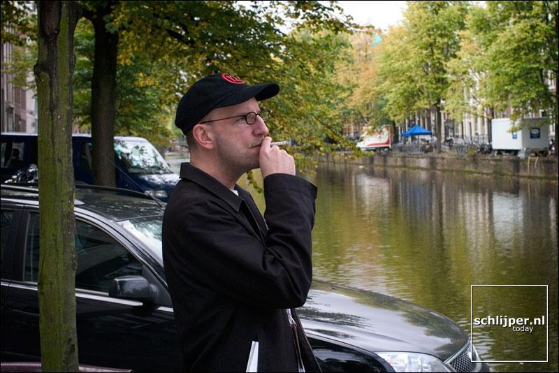 Nederland, Amsterdam, 29 september 2004