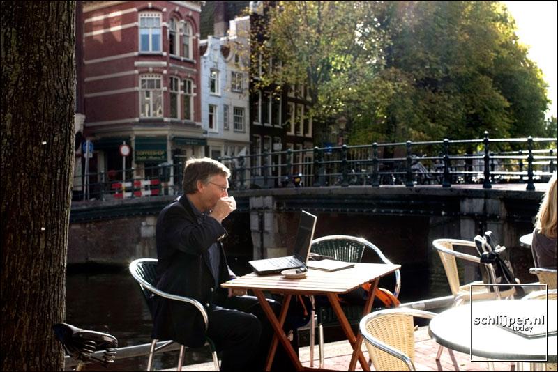 Nederland, Amsterdam, 30 september 2004