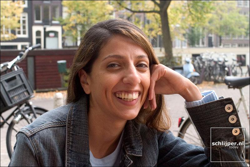 Nederland, Amsterdam, 1 oktober 2004