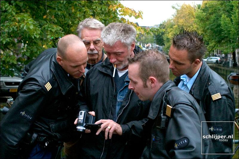 Nederland, Amsterdam, 3 oktober 2004