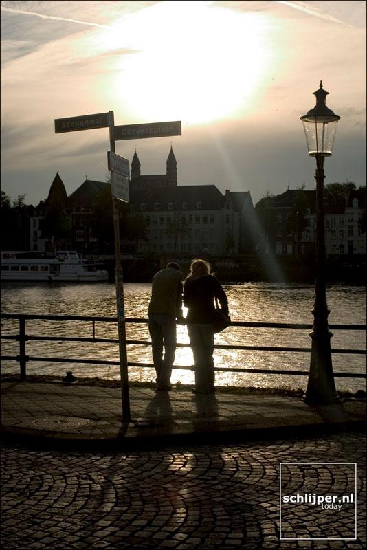 Nederland, Maastricht, 10 oktober 2004