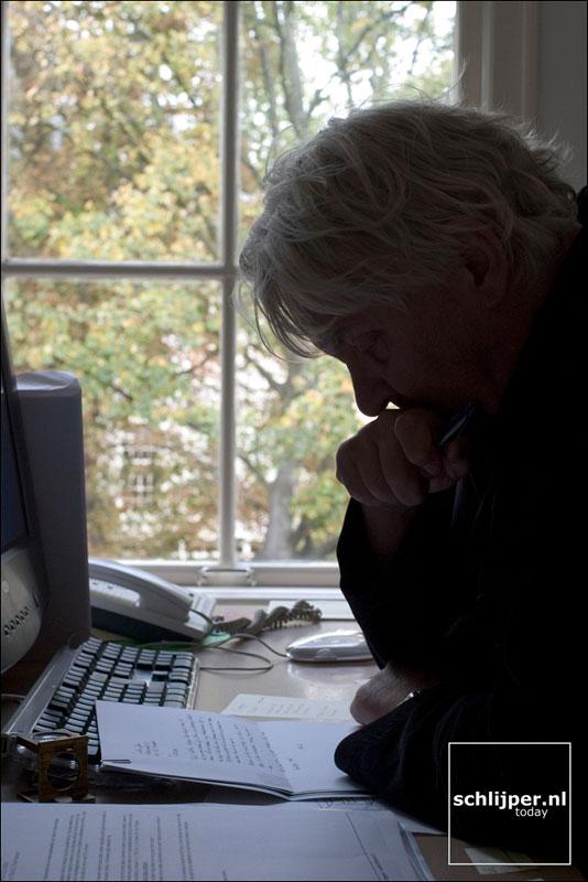 Nederland, Amsterdam, 14 oktober 2004