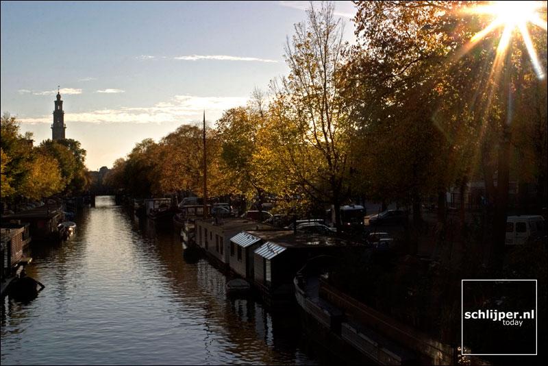 Nederland, Amsterdam, 19 oktober 2004