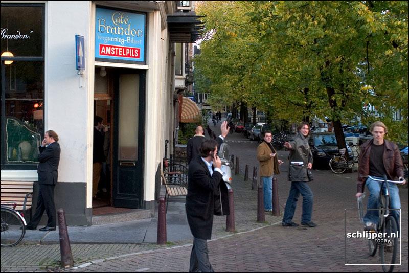 Nederland, Amsterdam, 21 oktober 2004