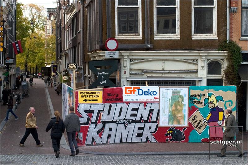 Nederland, Amsterdam, 22 oktober 2004