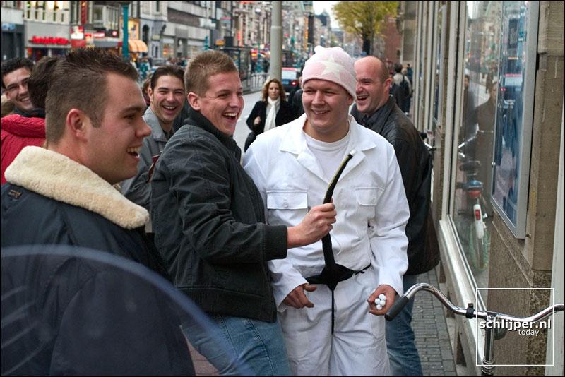 Nederland, Amsterdam, 23 oktober 2004