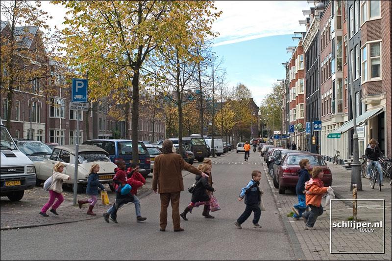 Nederland, Amsterdam, 29 oktober 2004