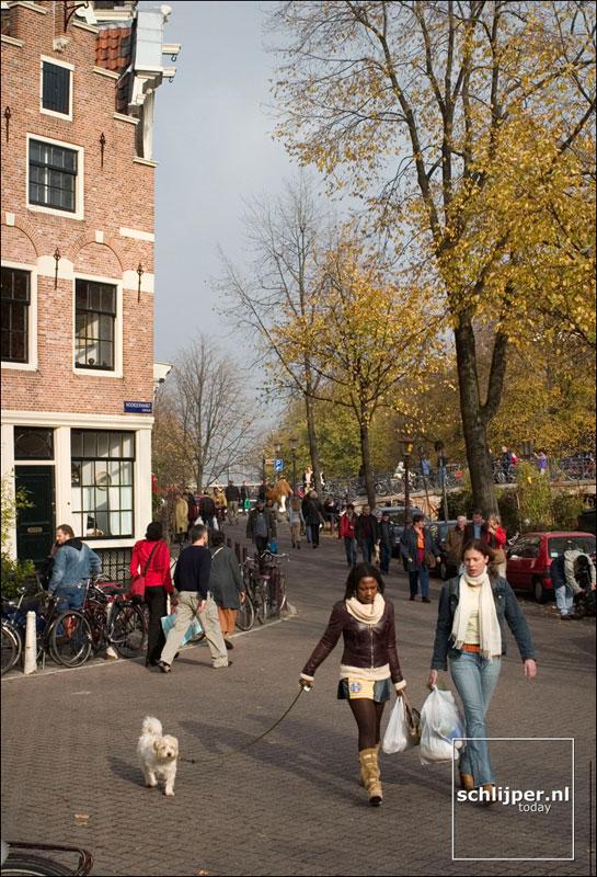 Nederland, Amsterdam, 30 oktober 2004