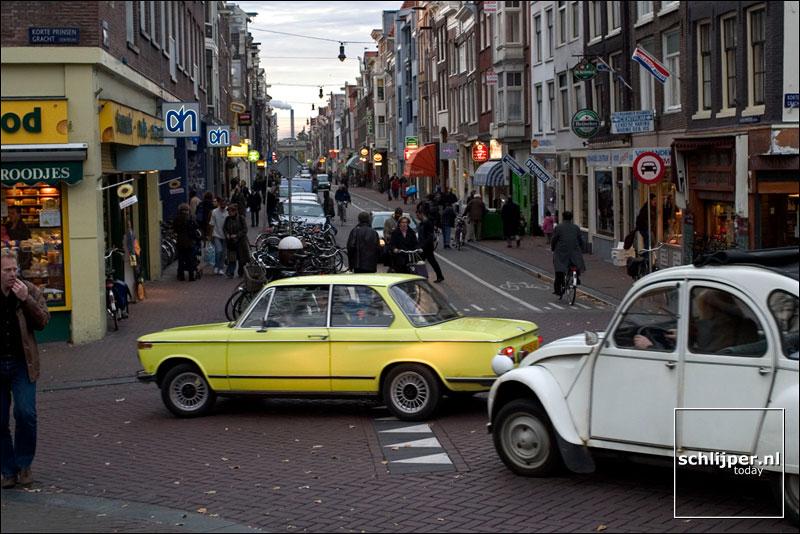 Nederland, Amsterdam, 1 november 2004