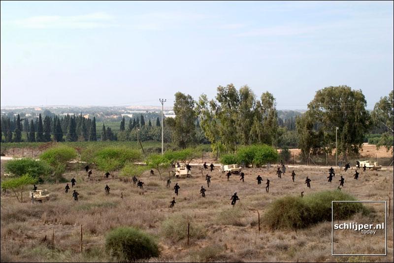 Israel, Yad Mordechai, 13 november 2004