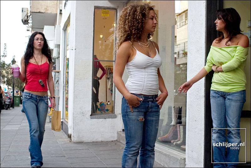 Israel, Tel Aviv, 15 november 2004