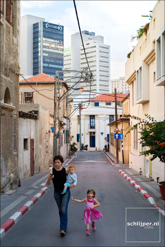 Israel, Tel Aviv, 19 november 2004