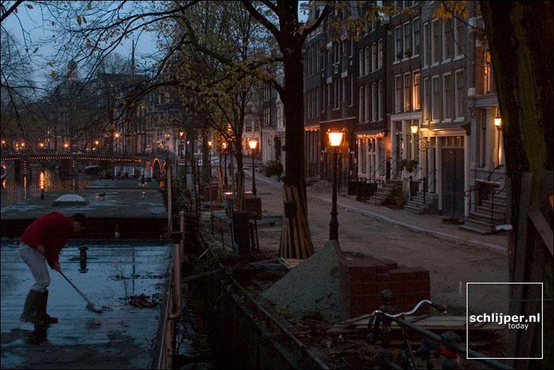 Nederland, Amsterdam, 21 november 2004