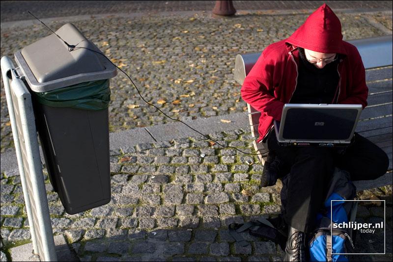 Nederland, Amsterdam, 24 november 2004