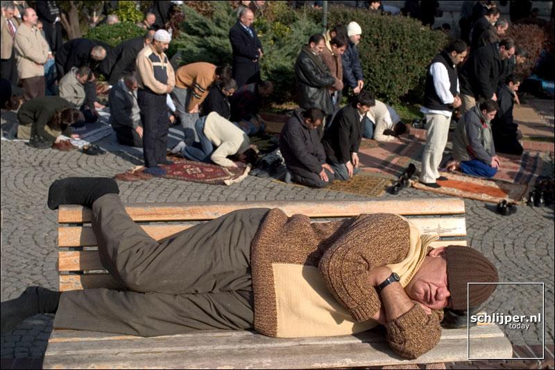 Turkije, Istanbul, 3 december 2004
