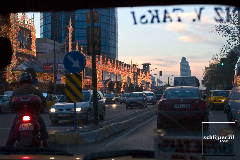 Turkije, Istanbul, 6 december