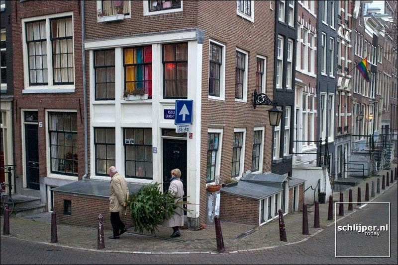 Nederland, Amsterdam, 14 december 2004