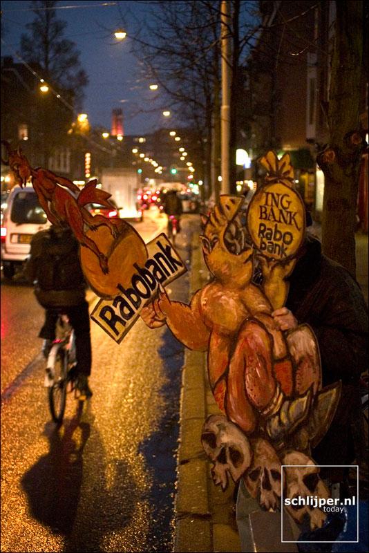 Nederland, Amsterdam, 16 december 2004