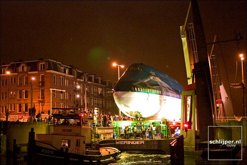 Nederland, Amsterdam, 17 december 2004