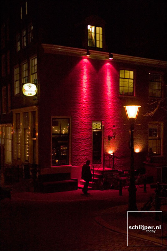 Nederland, Amsterdam, 21 december 2004