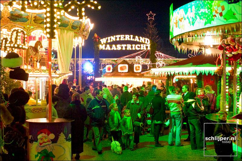 Nederland, Maastricht, 26 december 2004