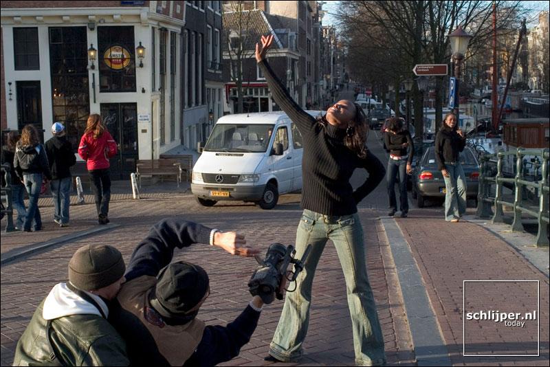 Nederland, Amsterdam, 6 januari 2005