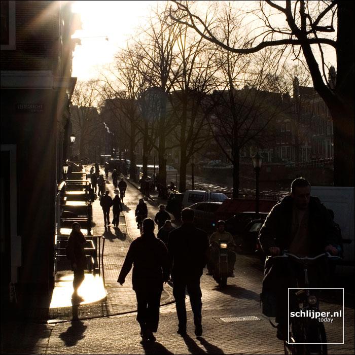 Nederland, Amsterdam, 14 januari 2005
