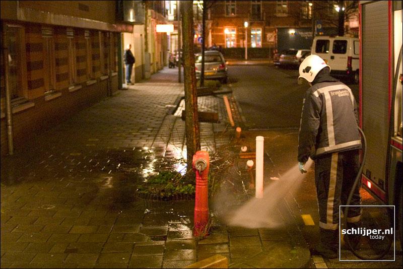 Nederland, Amsterdam, 17 januari 2005