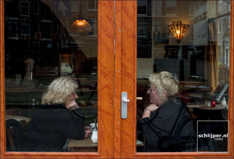 Nederland, Amsterdam, 20 januari 2005