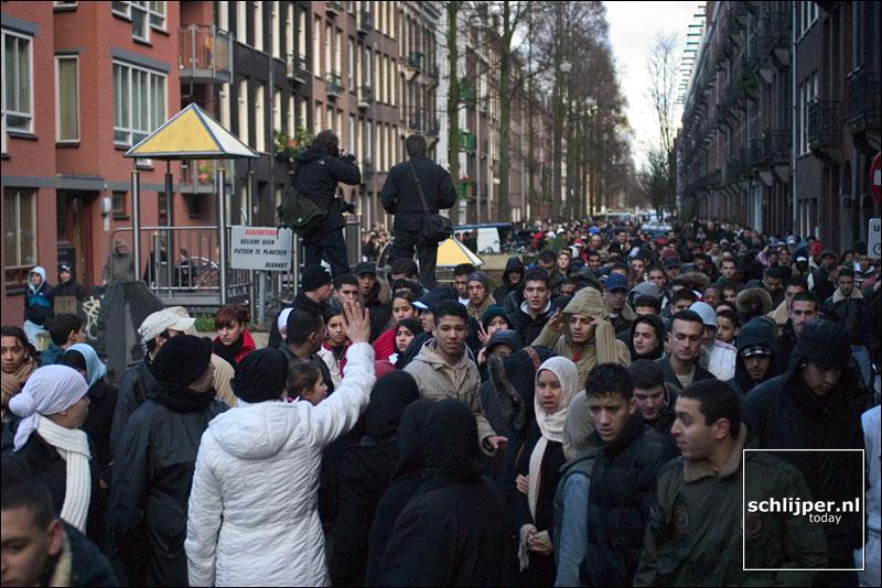 Nederland, Amsterdam, 21 januari 2005