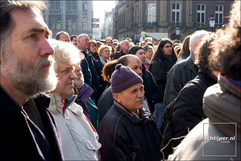 Nederland, Amsterdam, 5 februari 2005