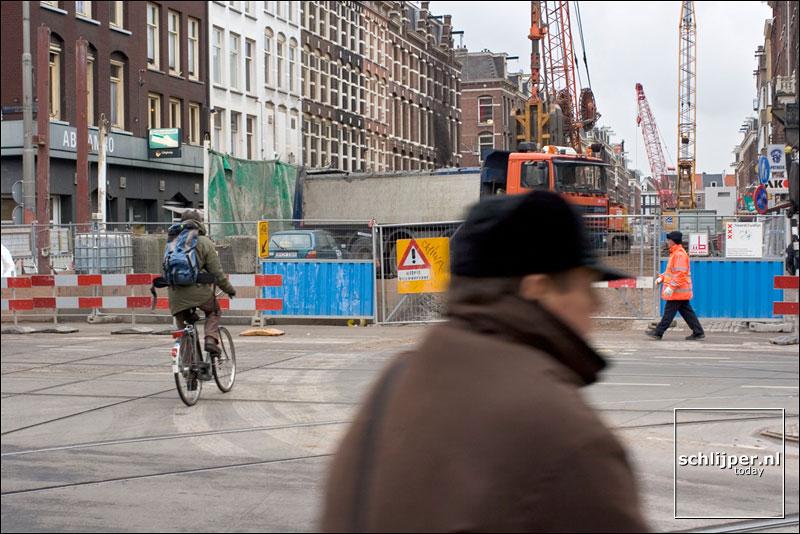 Nederland, Amsterdam, 15 februari 2005