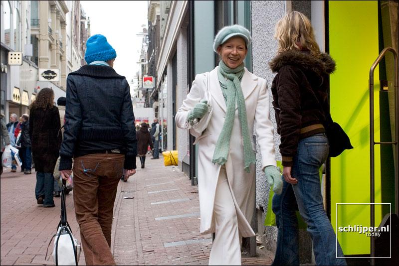 Nederland, Amsterdam, 17 februari 2005
