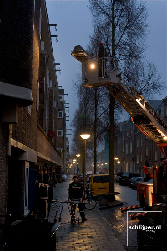 Nederland, Amsterdam, 18 februari 2005