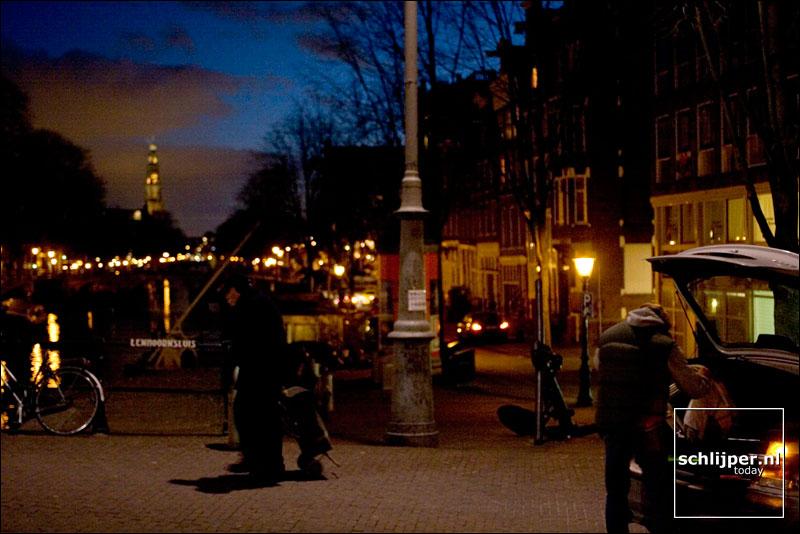 Nederland, Amsterdam, 27 februari 2005