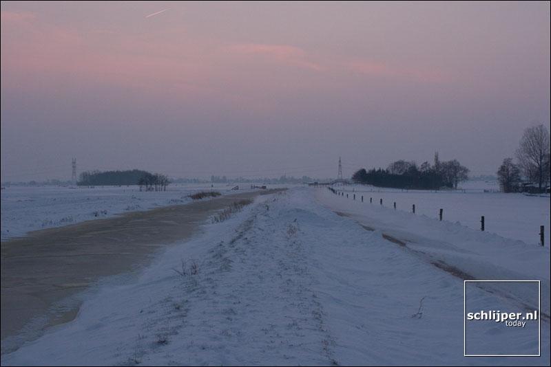 Nederland, Broek en Waterland, 5 maart 2005