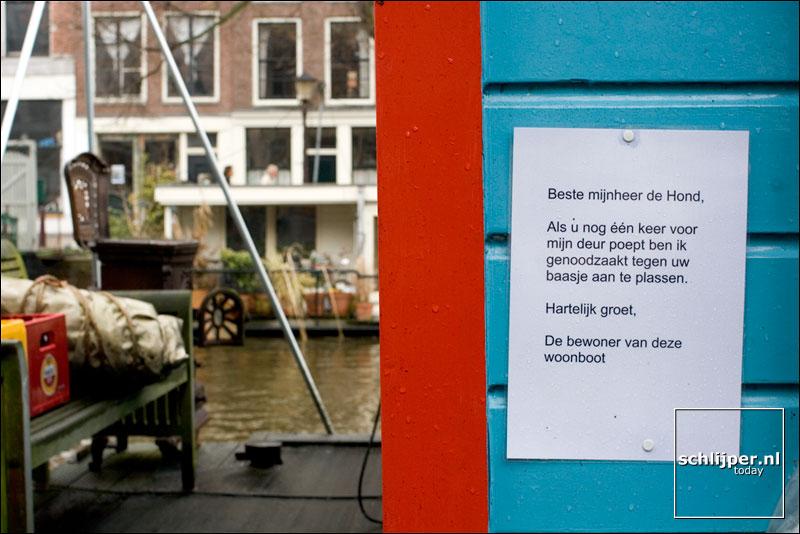 Nederland, Amsterdam, 12 maart 2005