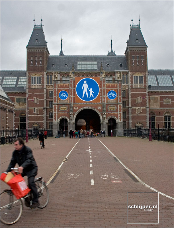 Nederland, Amsterdam, 15 maart 2005