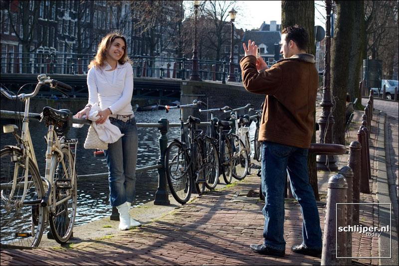 Nederland, Amsterdam, 16 maart 2005