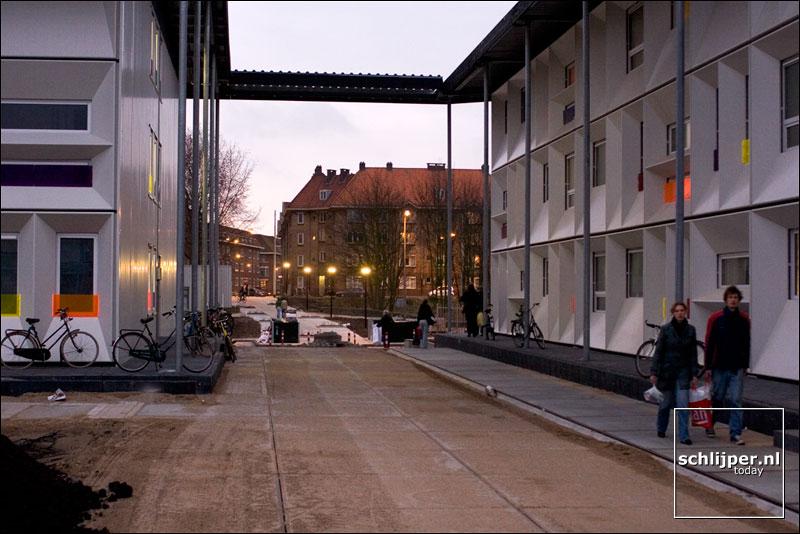 Nederland, Amsterdam, 17 maart 2005