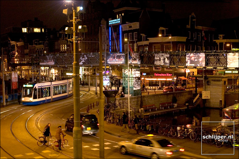 Nederland, Amsterdam, 18 maart 2005