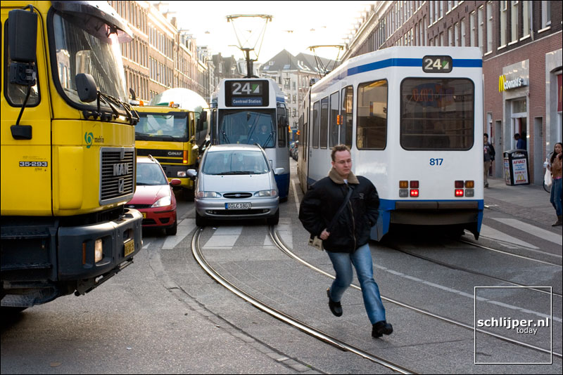 Nederland, Amsterdam, 21 maart 2005