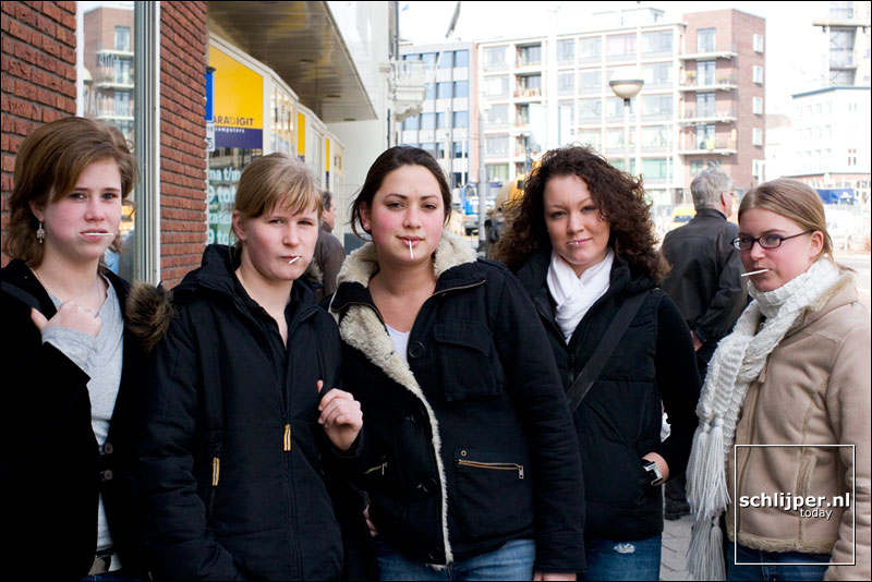Nederland, Arnhem, 21 maart 2005