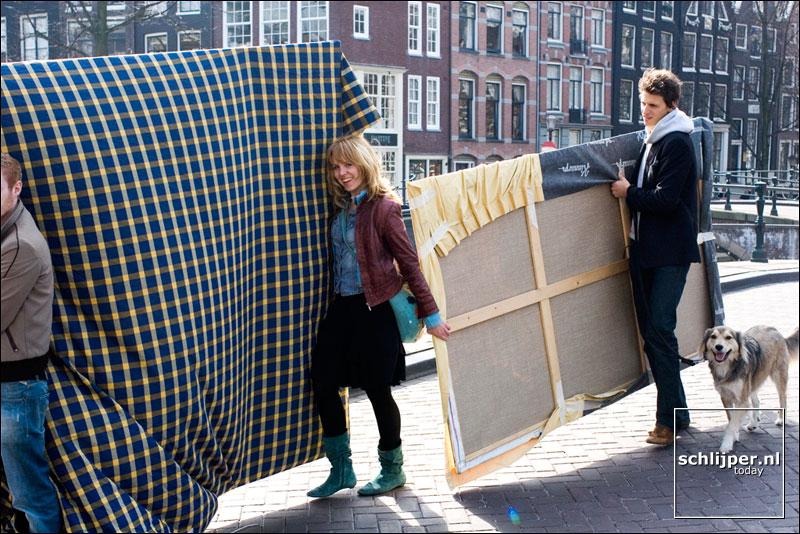 Nederland, Amsterdam, 22 maart 2005
