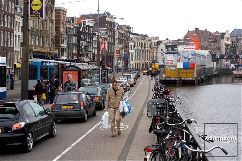 Nederland, Amsterdam, 25 maart 2005