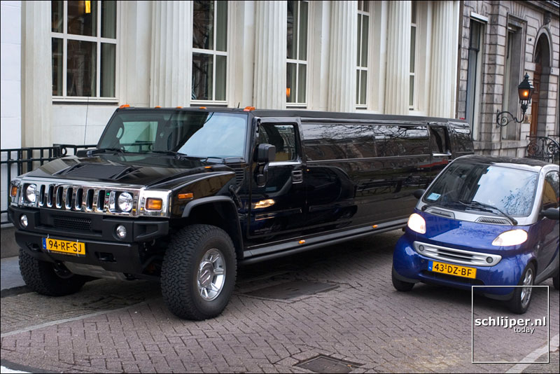 Nederland, Amsterdam, 29 maart 2005